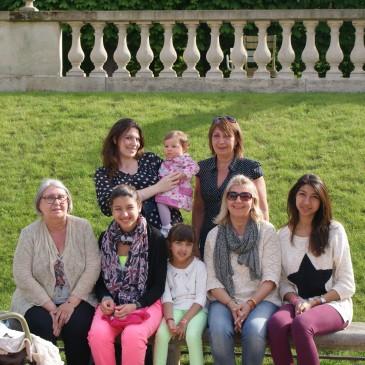 Le jardin du Luxembourg, mon jardin de famille