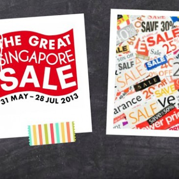 The Great Singapore Sale : Retour à IMM