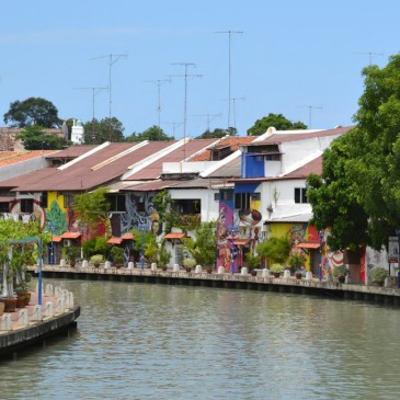 Malacca, c'est où et on y fait quoi?