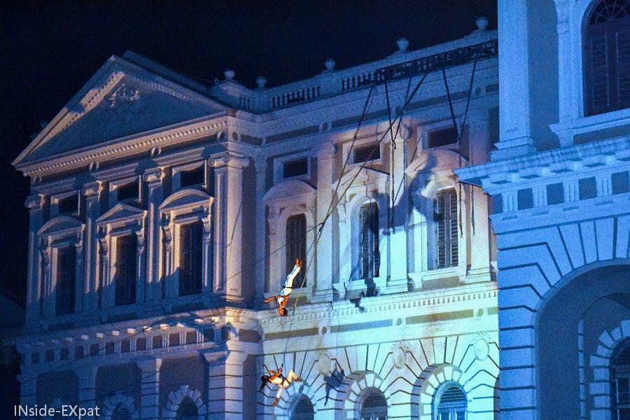 National Museum Singapore - Night Festival 2013