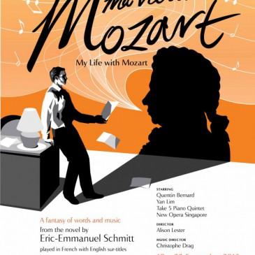 Les 10 bonnes raisons d'aller voir «Ma vie avec Mozart»