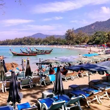 Thaï Trip Jour 8 : Phuket – sur les plages pas du tout abandonnées de Kata et Surin