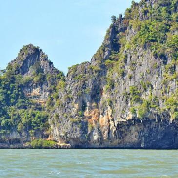 Thaï trip Jour 6 (1/2) : Baie de Phang Nga et James Bond Island (ou presque)