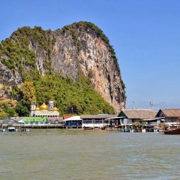 Thaï trip Jour 6 (2/2) : Pourquoi faut-il dormir à Koh Panyee ?