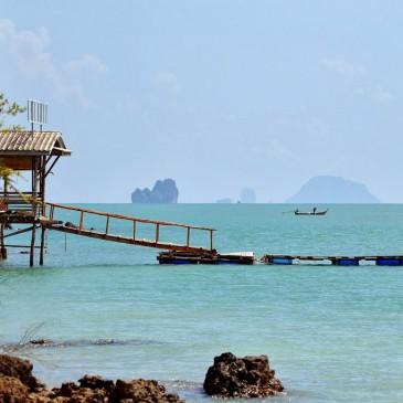 Thaï Trip Jour 1 : Singapour – Koh Yao Noi, en route pour les vacances!