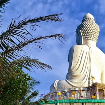 Thaï Trip Jour 7 : Phuket – Big Buddha, nous voilà!
