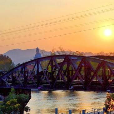 Back in Thailand – Jour 1 : Singapore-Kanchanaburi