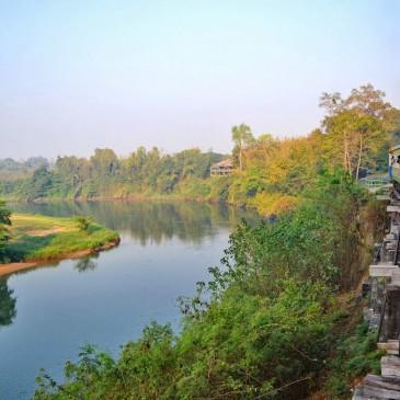 Back in Thailand –  Jour 2 : S'émerveiller et frissonner sur la Death Railway
