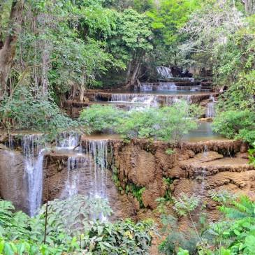 Back in Thailand – Jour 4 : Balade et baignade aux cascades de Huay Mae Khamin