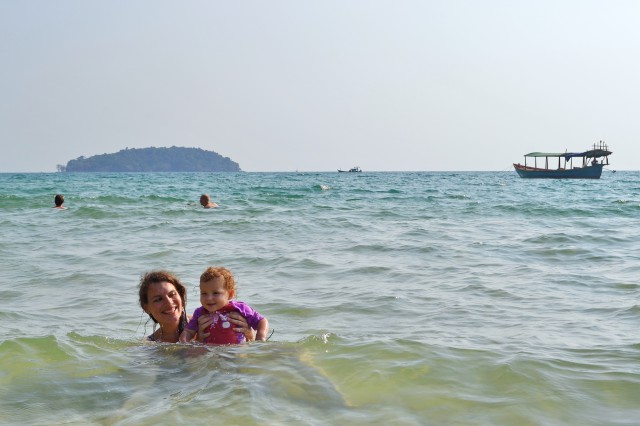 Otres Beach 1