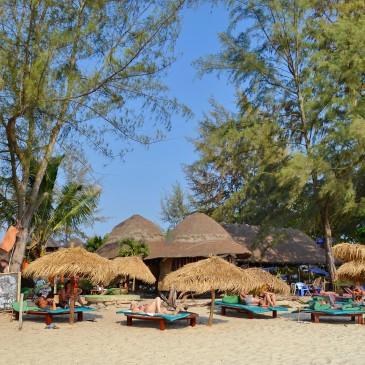 Sur les routes cambodgiennes – Jour 1 et 2 : Sihanoukville