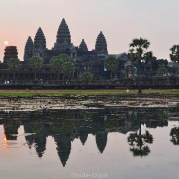 Sur les routes cambodgiennes – Jour 5 : Le «petit circuit» d'Angkor (1/2)