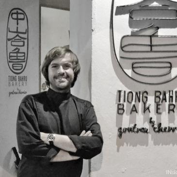 Gontran Cherrier : la success story d'un boulanger en Asie