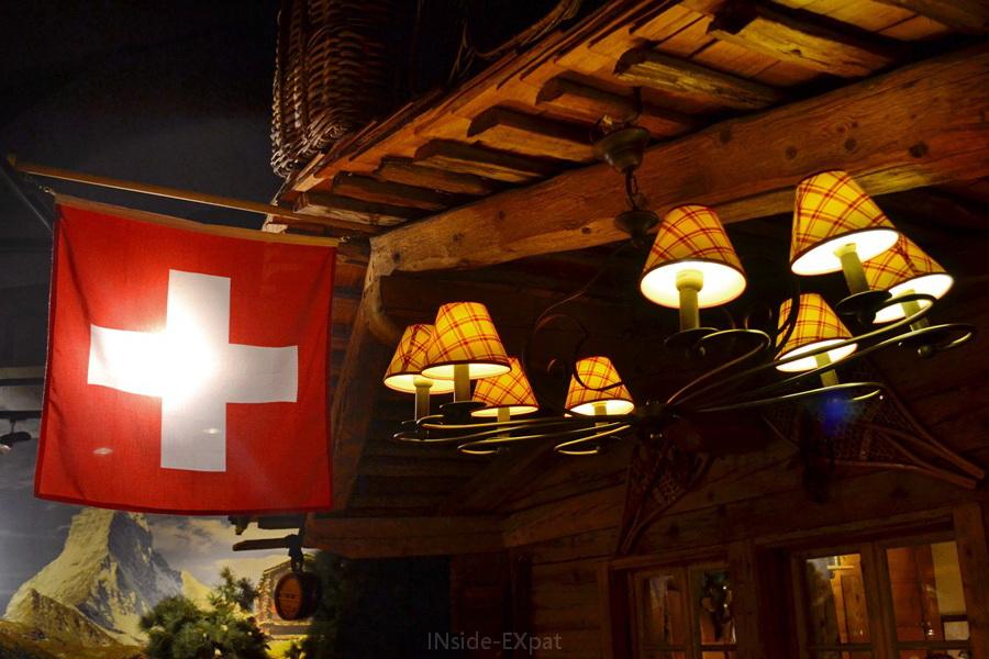 Marché, restaurant suisse à Singapour - Orchard - 313@Somerset