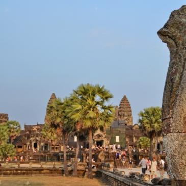 """Sur les routes cambodgiennes – Jour 5 : Suite du """"petit circuit"""" d'Angkor (2/2)"""