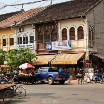 Sur les routes cambodgiennes – Jour 6 : Balade à Siem Reap