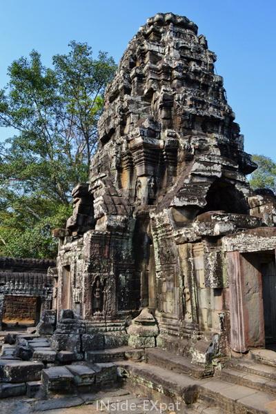 Tour à Banteay Kdei, Angkor