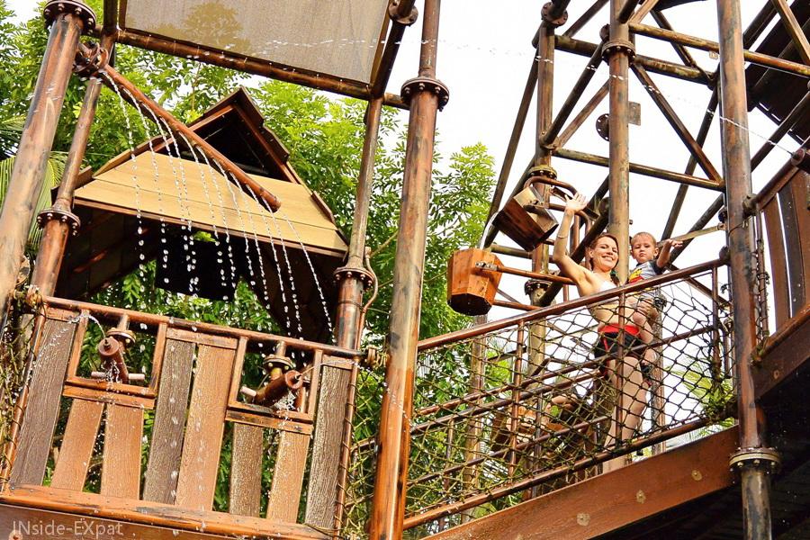 Big Bucket Treehouse