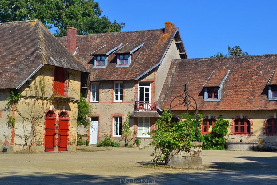 Haras du Chateau du Bois Rouaud