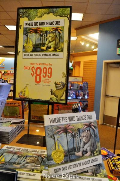Promotion chez Barnes & Noble