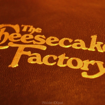 Tested : The Cheesecake Factory (Walnut Creek, CA)
