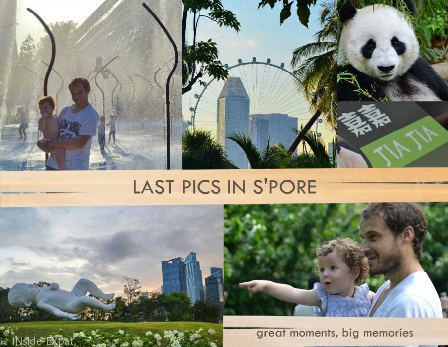 Dernières photos de Singapour