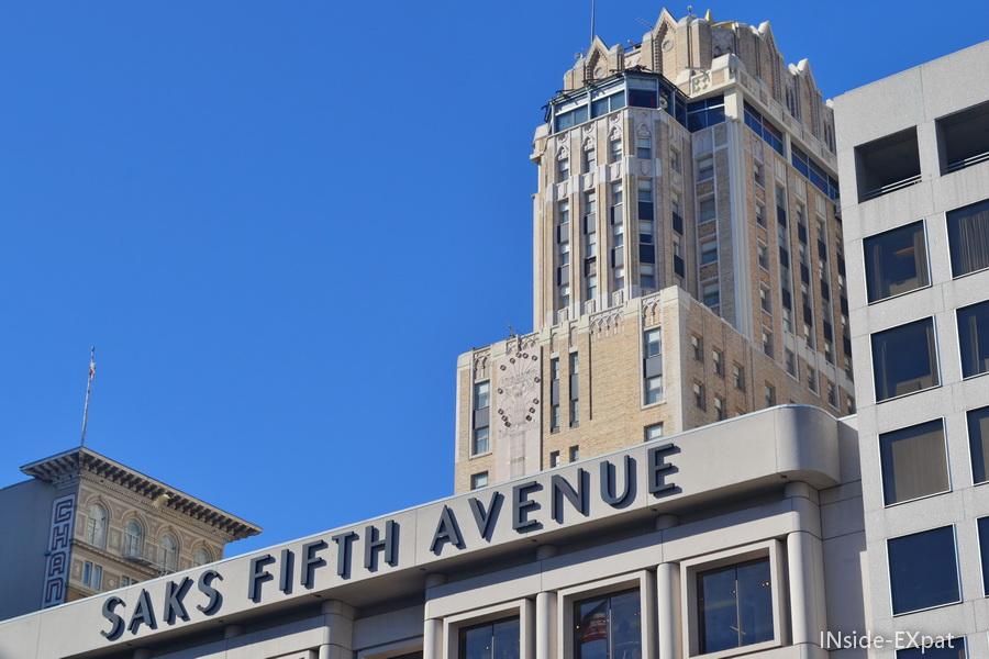 Saks @ Union Square, San Francisco