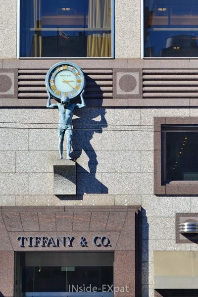 Tiffany @ Union Square, San Francisco
