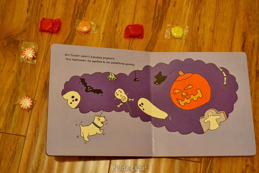 Les idées de Tucker pour Halloween