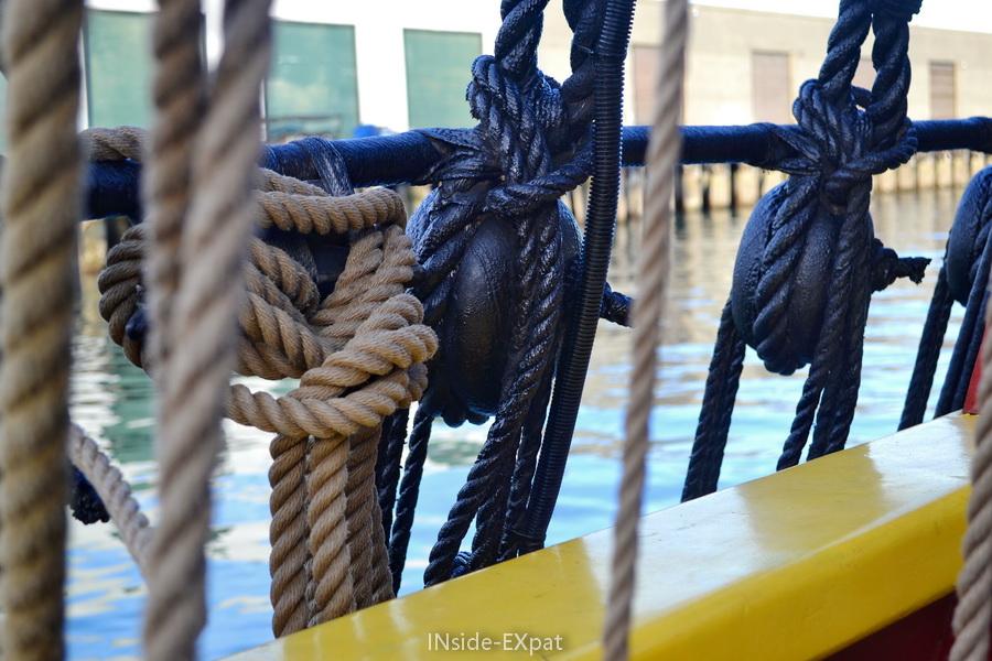 A bord du Jolly Roger et/ou de l'Interceptor