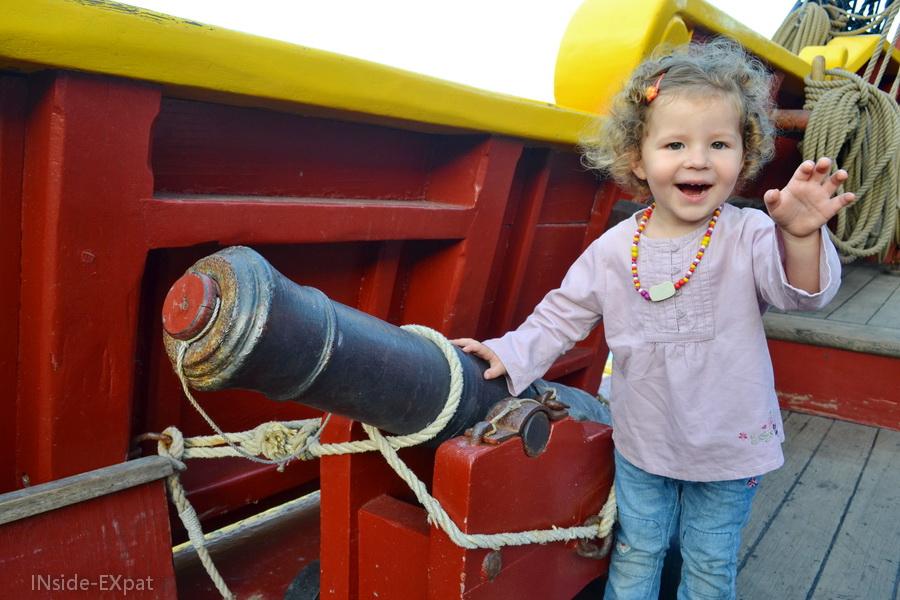 Mimi B. la pirate!