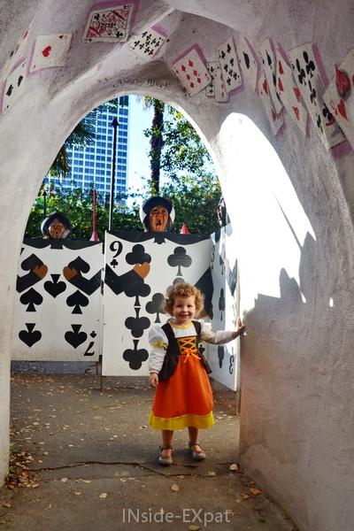 Dans le labyrinthe d'Alice