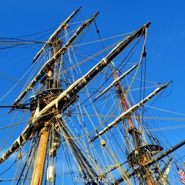 Lieux de tournage #1 : Jouer au pirate comme Jack Sparrow et Hook (San Francisco, CA)