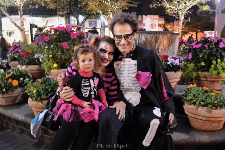 Notre famille de zombies pour Halloween / Our zombie family for Halloween