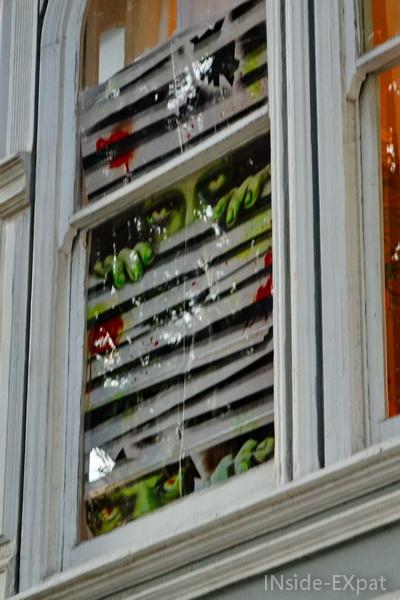 Zombies à la fenêtre