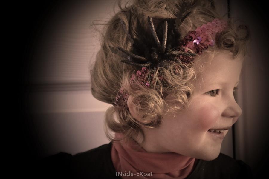 Headband araignée de Mimi