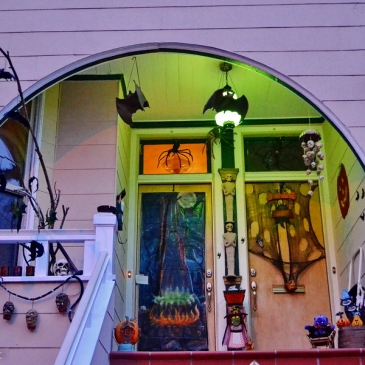 Best of décorations d'Halloween 2014 (San Francisco & Walnut Creek, CA)