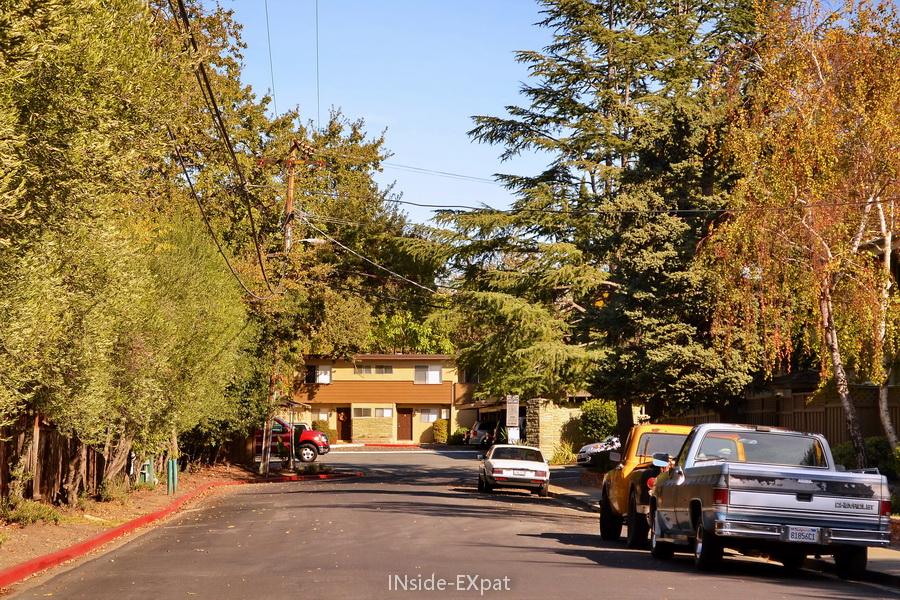 rue de notre quartier