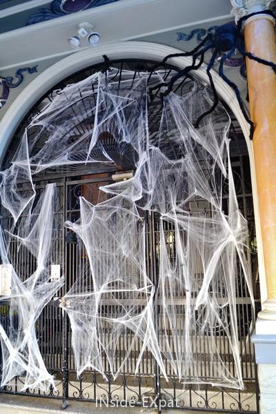 Déco Halloween Hayes Street