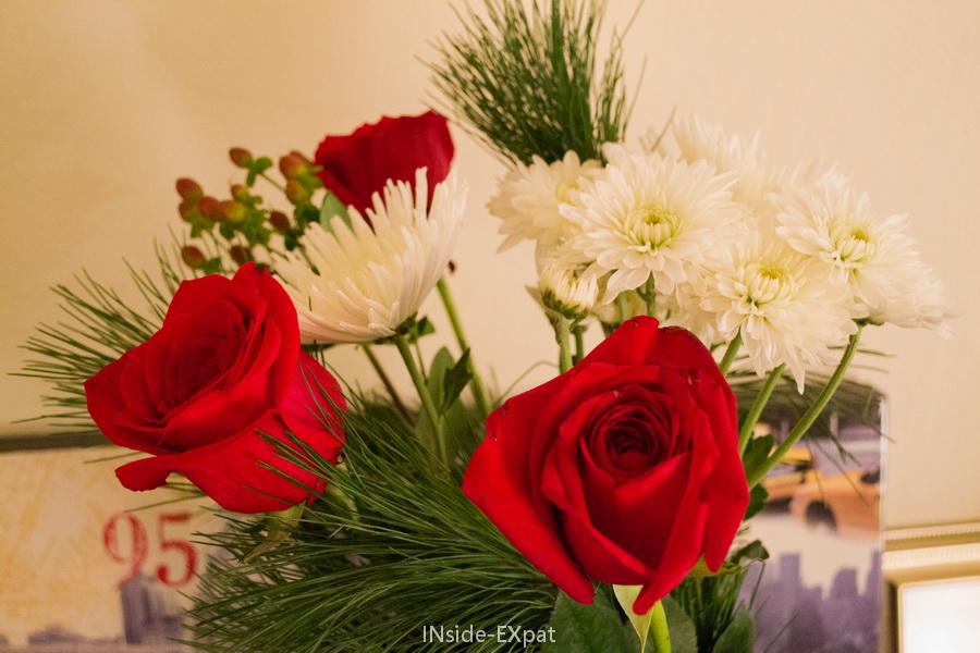 mon bouquet de Noël