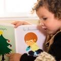 Mimi raconte l'histoire de Noël