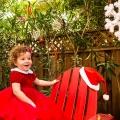 tenue de Noël petite fille