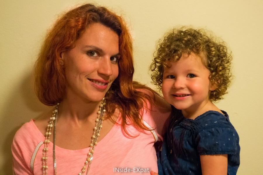 Mimi et Mummy, prêtes à vous accueillir!
