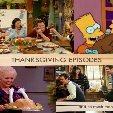 Thanksgiving expliqué par les séries américaines
