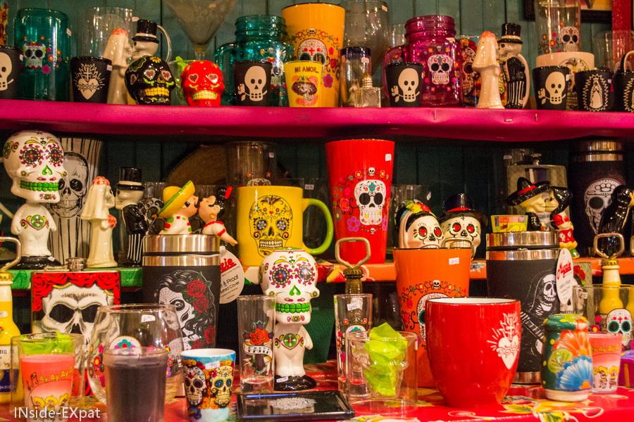 Bougies et babioles du Candle Shop