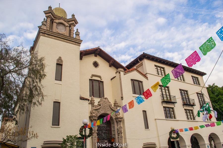 Eglise methodiste fondée en 1899