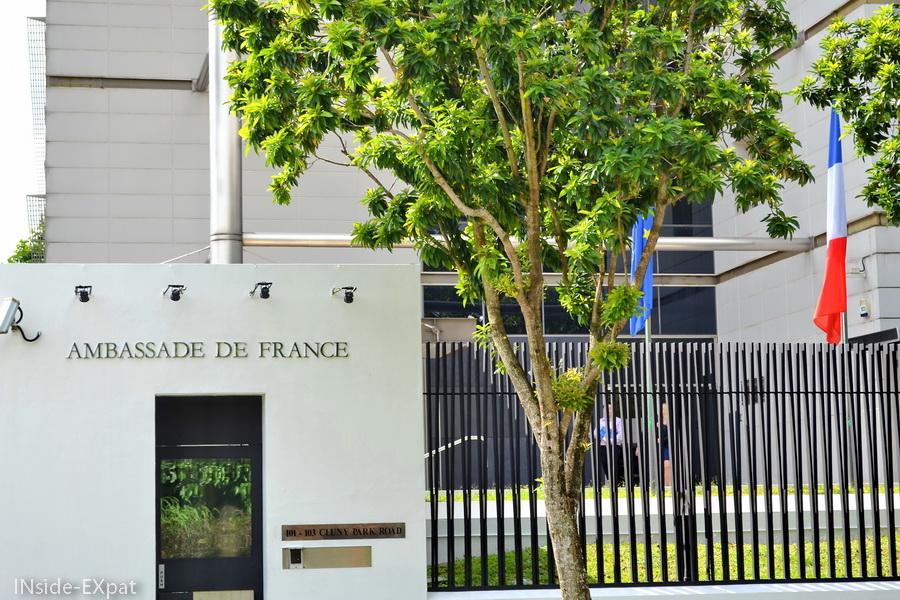 Ambassade de France à Singapour