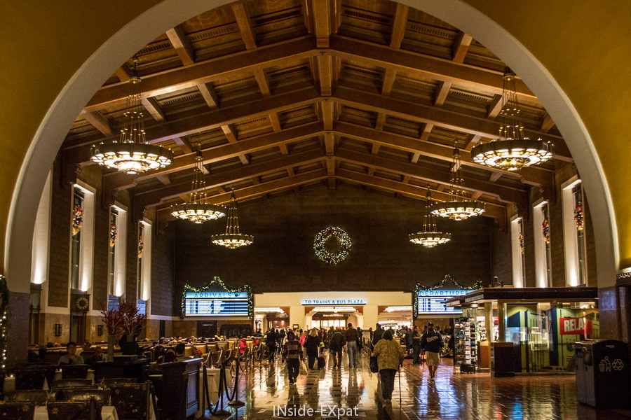 Union Station, déco intérieure