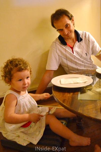 Diner chez Lagnaa
