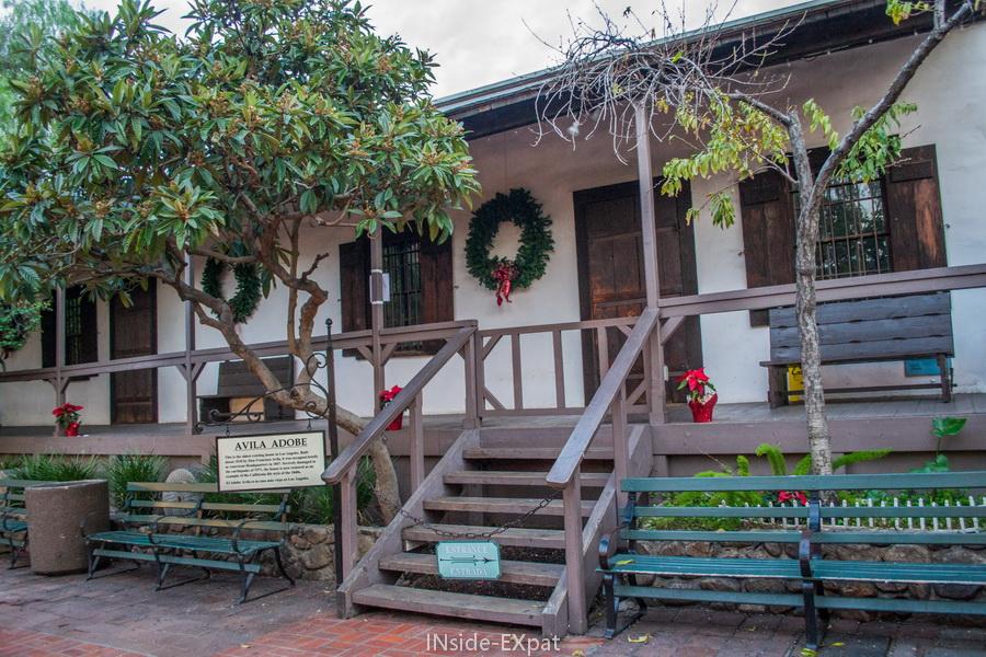 La plus vieille maison de LA encore existante
